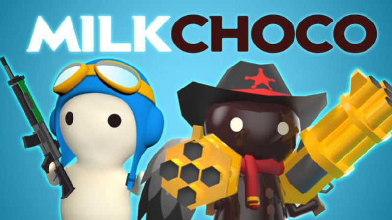 チョコ オンライン ミルク